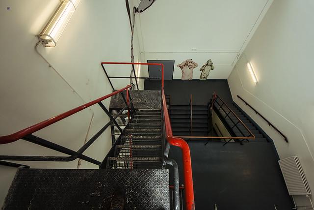 stairs klokgebouw