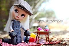 Feliz Cumpleaños Ali !!!!