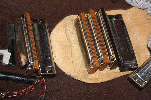 Accordions, Concertinas, etc. [Free Reed Instruments] 43 - Harmonica (of Alfredo Giani)