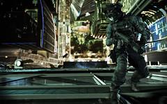 COD_Ghosts_Federation_Day_Rappel (gcacho) Tags: call duty ghosts
