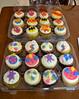 My Little Pony/Superhero cupcakes (aimerlee) Tags: woman wonder cupcakes little chocolate spiderman cutie superman marks pony cupcake superhero batman vanilla fondant buttercream