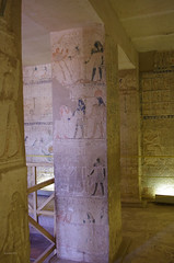 Tomb of Petosiris 33 (eLaReF) Tags: egypt tombs isadora ibex elgebel tunaelgebel petosiris tunaelgebbel