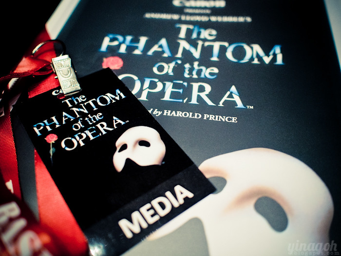 The Phantom of the Opera at MBS MasterCard Theatres