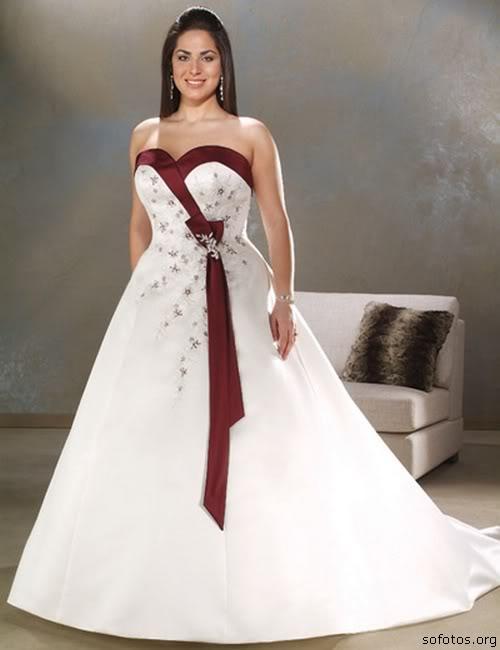 Foto vestido de noiva