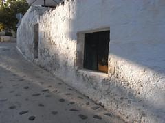light (the incredible how (intermitten.t)) Tags: road light shadow window path menorca baleares balearics escastell illesbaleares 0187 calafonts calasfonts calafons 20130922