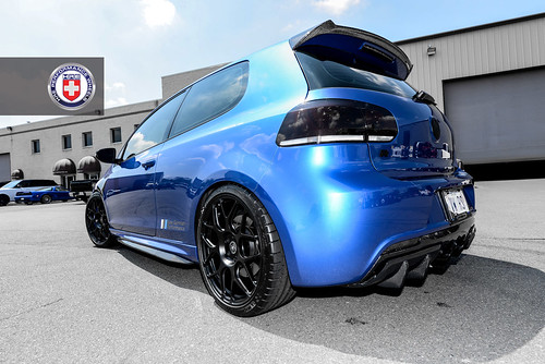 Worksheet. Speros APRTuned VW Golf R with P40S in Satin Black  a photo on