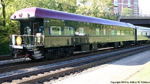 Rail Car - Dearing (USA)