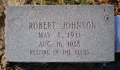 Robert Johnson Grave R.I.P. May 8, 1911 - August 16, 1938 (Doctor Noe) Tags: robert rip legend has grown bluesman robertjohnson johnnyshines johnsons robtjohnsongrave may81911august161938