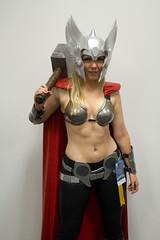 Dragoncon 2013 (selovell) Tags: atlanta nerd girl costume dragon cosplay convention thor con dragoncon crossplay 2013