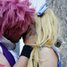 Book Cosplay - Natsu e Lucy (Ash Red