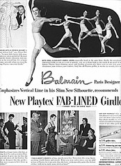 57 1951 (Undie-clared) Tags: girdle playtex fablined