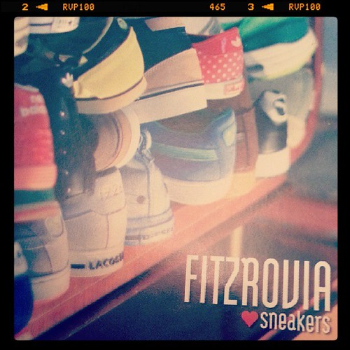 Love Sneakers x Instagram....