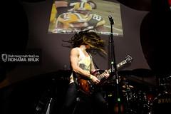 Rage ({fuh•tog•ruh•fee} via Rohama Bruk) Tags: musician music hair concert florida fierce guitar miami livemusic singer dreads