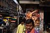 Male (Leonid Plotkin) Tags: india cinema man men film movie poster asia streetscene movieposter filmposter kolkata bengal calcutta bengali westbengal