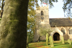 Hooten Pagnel Church (PhotoElec) Tags: church ancient yorkshire southyorkshire amjphotography