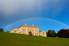 Walk In The Park…. (laufar1) Tags: rainbow cusworthhall
