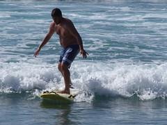 Surfer, Odeceixe (cyclingshepherd) Tags: sea portugal surf waves surfer september surfboard shorts odeceixe algarve moobs 2013 cyclingshepherd