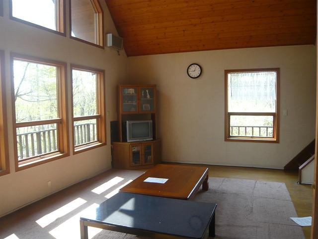 リビング|貸別荘グリーンレストハウス那須高原