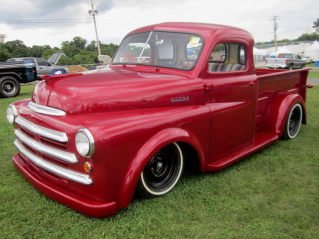 truck pickup dodge mopar custom carlisle carshow 1949 carlislepa carlisleallchryslernationals