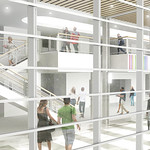 Gallery Space (Rendering)