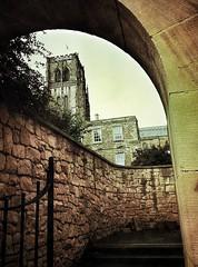 Durham Cathedral Archway #dailyshoot #leshaines123 (Leshaines123) Tags: light colour art texture monochrome contrast canon photography eos mono photo artwork flickr foto durham cathedral facebook twitter anawesomeshot dazzlingshot vividstriking pinterest snapseed leshaines leshaines123 bestofshots