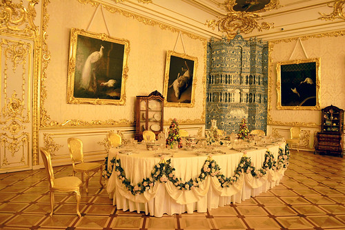 White State Dining Room