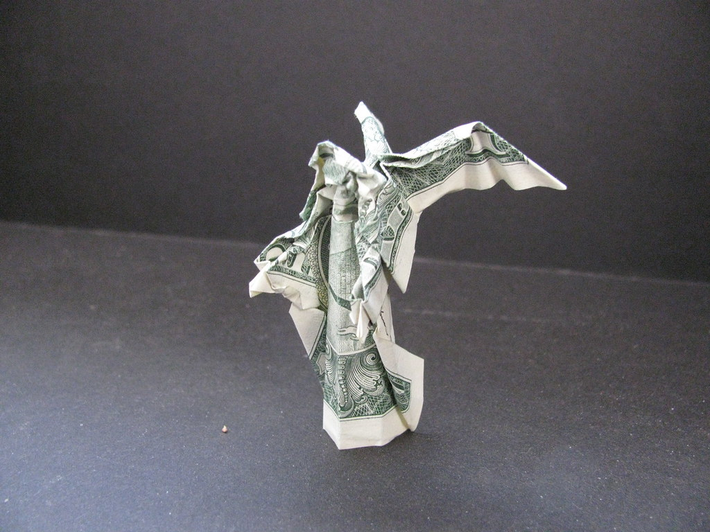 The World's Best Photos of moneygami and paper - Flickr ... - photo#46