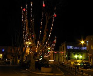 Villeneuve-lès-Maguelone (34), illuminations 2012