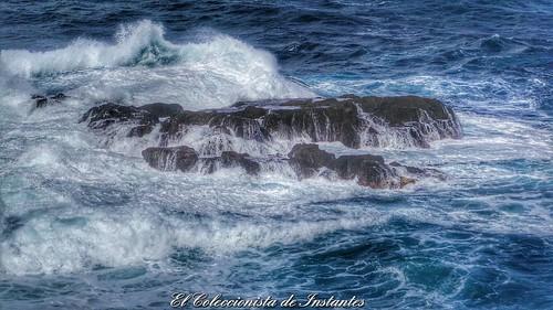 Fenómenos costeros adversos en El Rincón Las Palmas de Gran Canaria