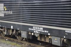 ES 64 F4-995 9180 6189 095-3 D-DISPO Class 189-VJ in Emmerich (marcelwijers) Tags: class 64 es emmerich 0953 6189 9180 ddispo 189vj f4995
