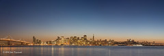 San Francisco at night (Images by John 'K') Tags: sanfrancisco california city sunset panorama night bay nikon treasureisland baybridge sanfranciscobay stitched 28300mm johnk d600 nikond600 johnkrzesinski randomok