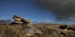 Black Tor (explored) (yadrad) Tags: southwest grass tor dartmoor moorland loganstone blacktor dartmoornatioalpark