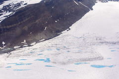 Meltpools and Crevasses #1 (Kenners) Tags: antarctica autoupload fossilbluff