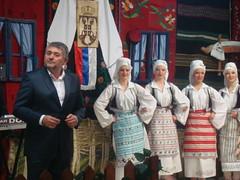 KUD Kosovski bozur sa  Radisom Urosevicem  TV Duga