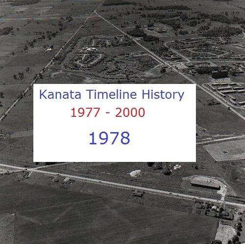 Kanata Timeline History 1978