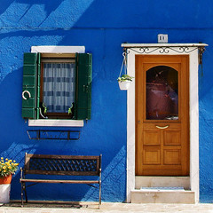 11 (atsjebosma) Tags: door blue italy house window bench blauw bank burano deur muur veneto raan supershot atsjebosma mygearandme mygearandmepremium mygearandmebronze mygearandmesilver mygearandmegold
