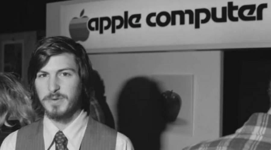 Стив Джобс в 1984 году