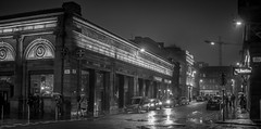 "Glasgow at Night ""Scotch Noire"""