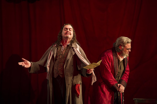 Watch LIVE: Insights into The Royal Opera's <em>Faust</em> on 26 March 2019