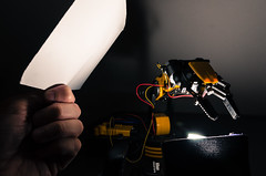Robot Setup (Justin Spradlin) Tags: cactus robot nikon sigma 365 1770 behindthescenes 2014 v5 strobist d7000 sb700