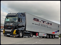 VOLVO FH13-540 GlobetrotterXL - S.T.H - F (PS-Truckphotos) Tags: france truck volvo frankreich europa europe lorry f netherland nieder