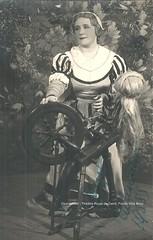 CALLEWAERT, Joséphine, Marguerite, Faust, Théâtre Royal de Gand, 1938 (Operabilia) Tags: claudepascalperna opera soprano vinabovy generalmanager gand ghent théâtreroyal opéraroyal joséphinecallewaert faust marguerite gounod operabilia