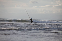 _MG_1574 (treilmann) Tags: beach fisherman seminyak sunset bali fishing
