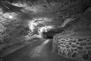 unter Tage — underground ⚒️