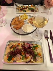 Aloha Restaurant Rotterdam (Un tocco di zenzero) Tags: rotterdam rooterdamfoodieguide myrotterdam visitholland visitrotterdam