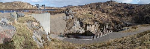 Rannoch Dam Hydro Scheme