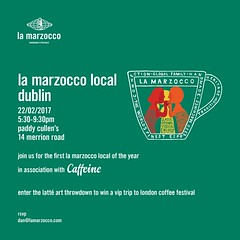 La Marzocco Local - Dublin Feb