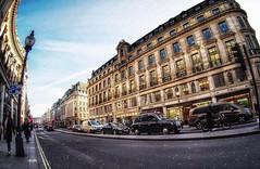 Oxford St #london #wanderlust #oxfordstreet (.Tatiana.) Tags: instagramapp square squareformat iphoneography uploaded:by=instagram lofi