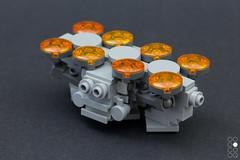 Kinich Ahau (Cole Blaq) Tags: coleblaq brickart lego enterthebrick etb legoart legography maya