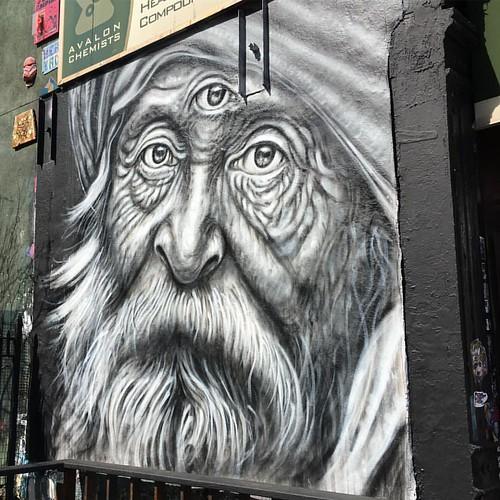 I feel you, buddy. #nyc #streetart